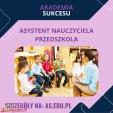 ASYSTENT NAUCZYCIELA PRZEDSZKOLA